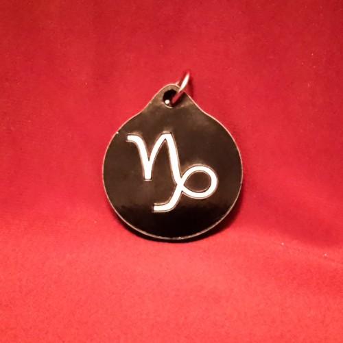 Capricorn Pendant/Keychain
