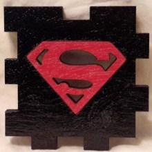 Superboy LED Gift Box