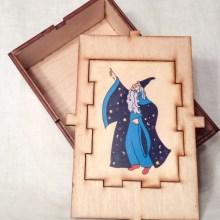 Wizard Tarot