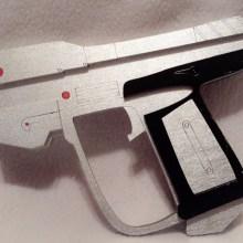Halo M6G Magnum Pistol