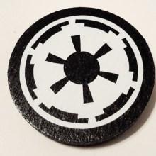 Imperial Cog Cuff Disk