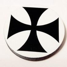 Iron Cross Cuff Disk
