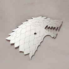 Dire Wolf Wall Art