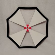 Umbrella Corp Wall Art
