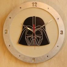 Darth Vader Beige Build-A-Clock