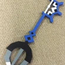 Aqua Stormfell Keyblade Cosplay Replica