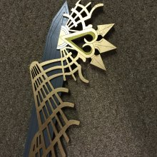 Ultima Keyblade Competition Size Cosplay Replica