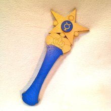 Sailor Scout Planets Wand Cosplay Replica Halloween