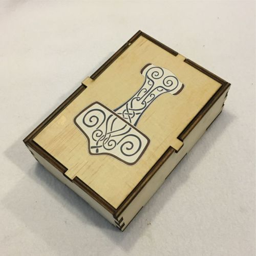Thors Hammer Dice Box