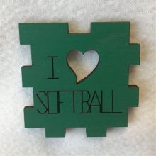 Softball LED Gift Box