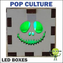 Tea Light Pop Culture