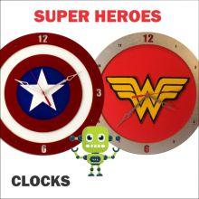 Clocks - Heroes