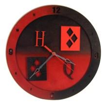 Harley Quinn Clock