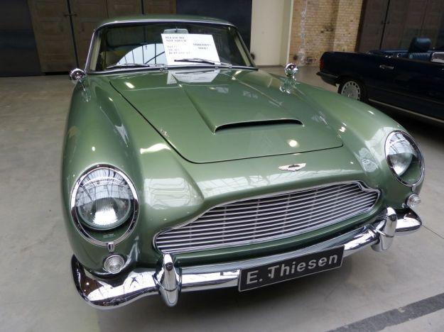 Aston Martin - Bekannt aus Skyfall