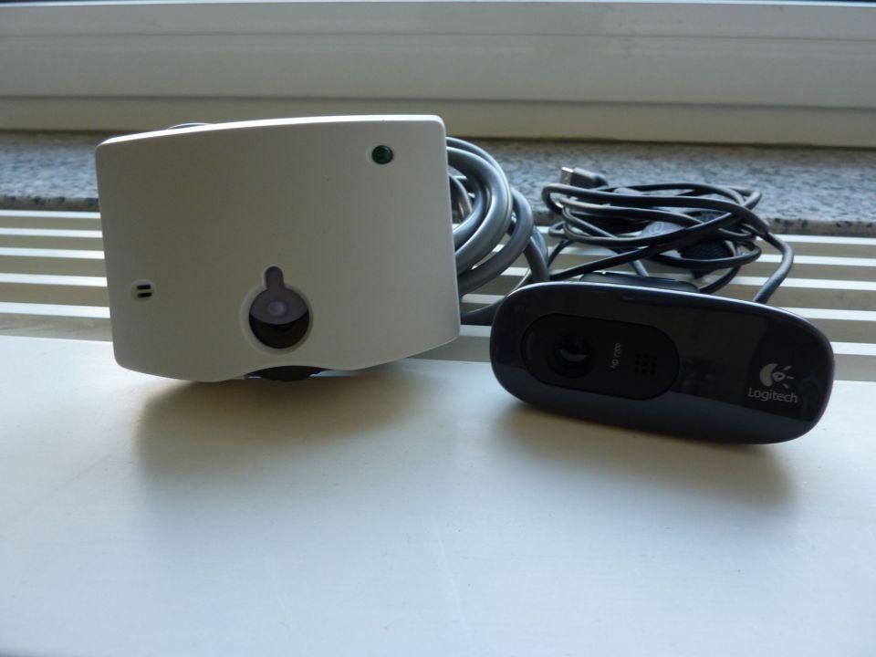 Logitech C270 USB HD Webcam