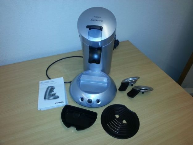 Philips HD 7812/50 Kaffeepadmaschine Senseo