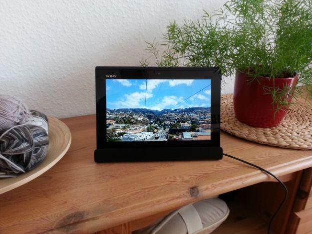 Docking Station Xperia Tablet S SGPDS2