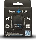 Beets BLU Bluetooth Smart schwarzer Schlüsselfinder ist mit Apple iPhone und Android 5.0 kompatibel