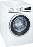Siemens WM16W540 Waschmaschine Frontlader / A+++ / 137 kWh/Jahr / 1600 UpM / 8 kg / 9900 L/Jahr / Selbstreinigungsschublade / weiß