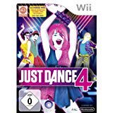 Just Dance 4 - [Nintendo Wii]