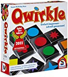 Schmidt Spiele 49014 - Qwirkle Legespiel, Spiel des Jahres 2011