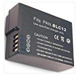 Premium Akku BLC12 E - 1050mAh - für Panasonic FZ2000 G81 FZ1000 FZ300 G6M GX8M G70M G70KA GX8EG-K GX8 G70