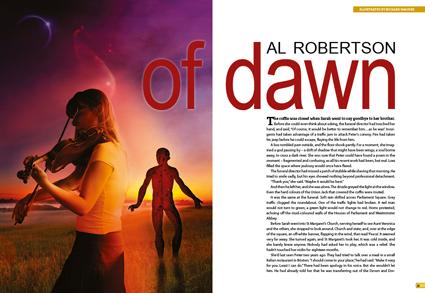 Of Dawn in Interzone 235