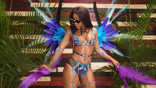 Bondage Costume Miami Carnival