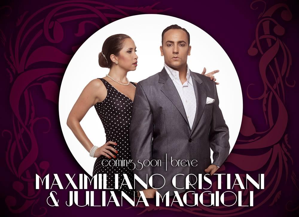 Argentine Tango Mystic CT Maximiliano Cristiani