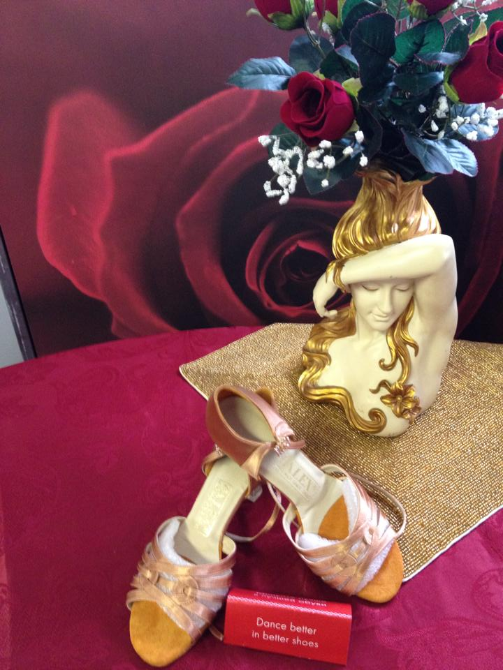 Dance shoes - ballroom dance shoes - Allure dance studio - mystic CT (8)