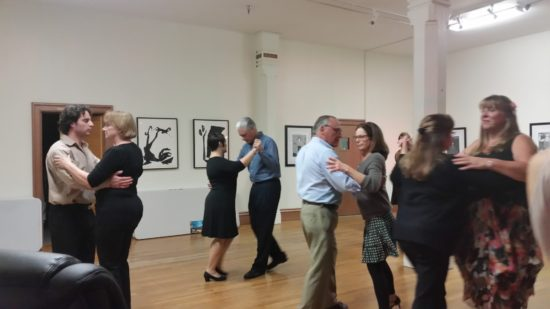 Argentine Tango dance weekend -Guillermo - Argentine tango - Group - Class - Allure dance studios  (10)
