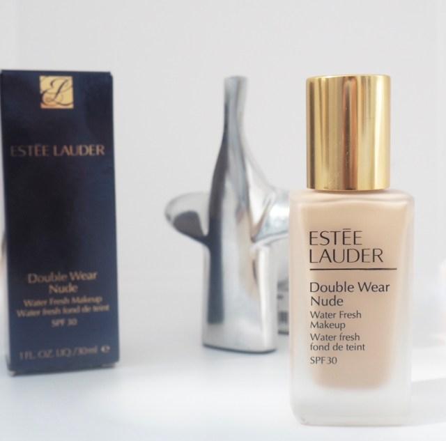 Estée Lauder Double Wear Nude Water Fresh SPF 30 Foundation Review