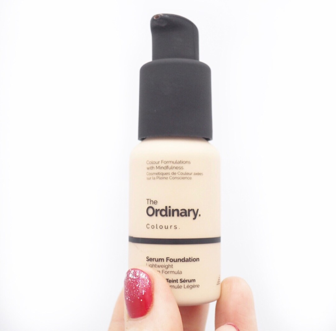 The Ordinary Serum Foundation Review