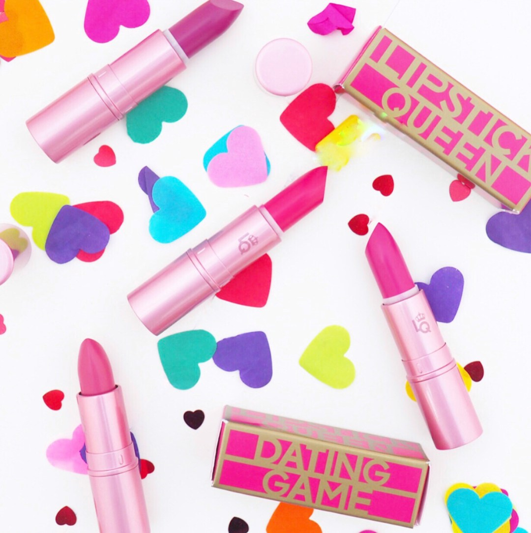 *Lipstick Queen Dating Game Lipstick Review