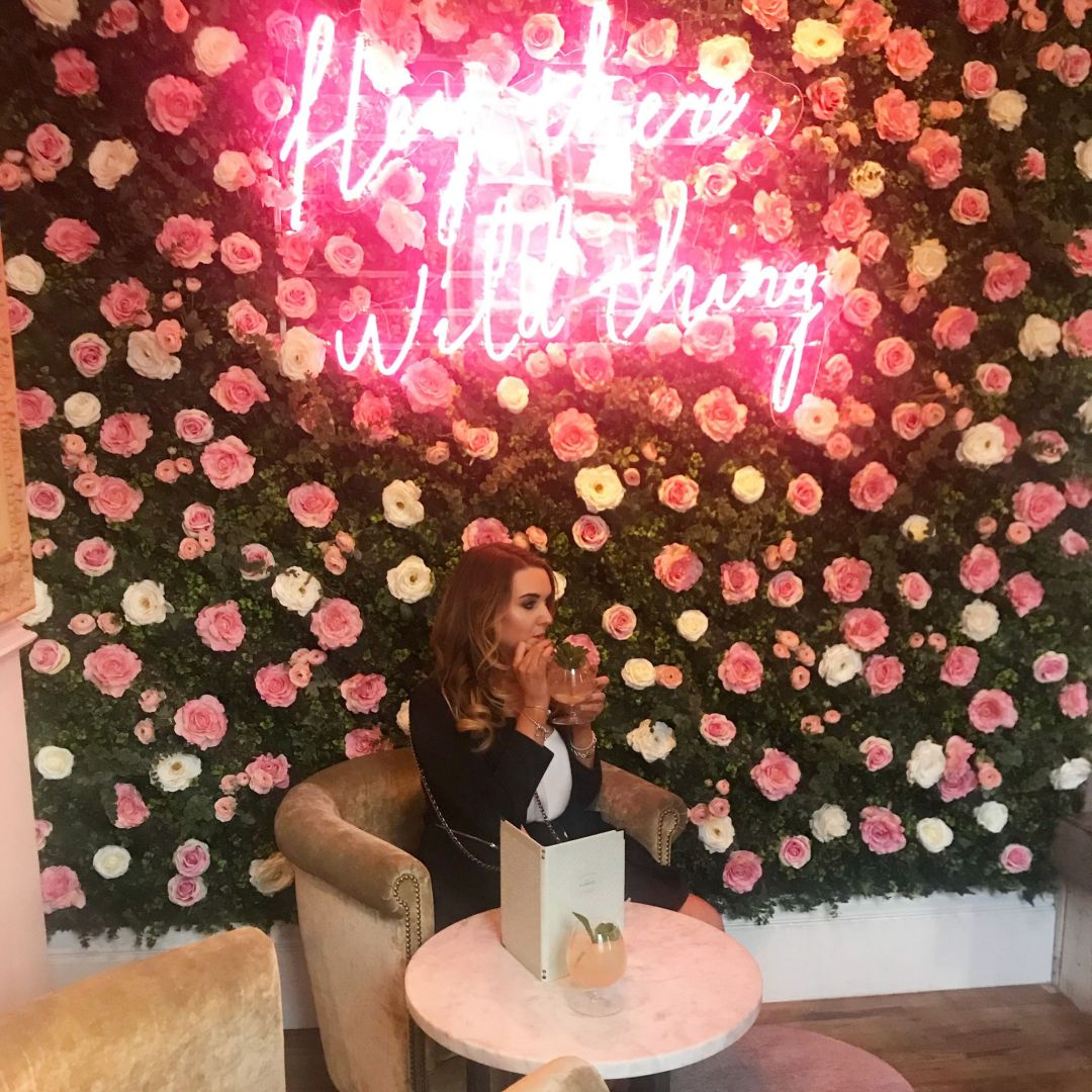 The Florist Bar & Restaurant Liverpool