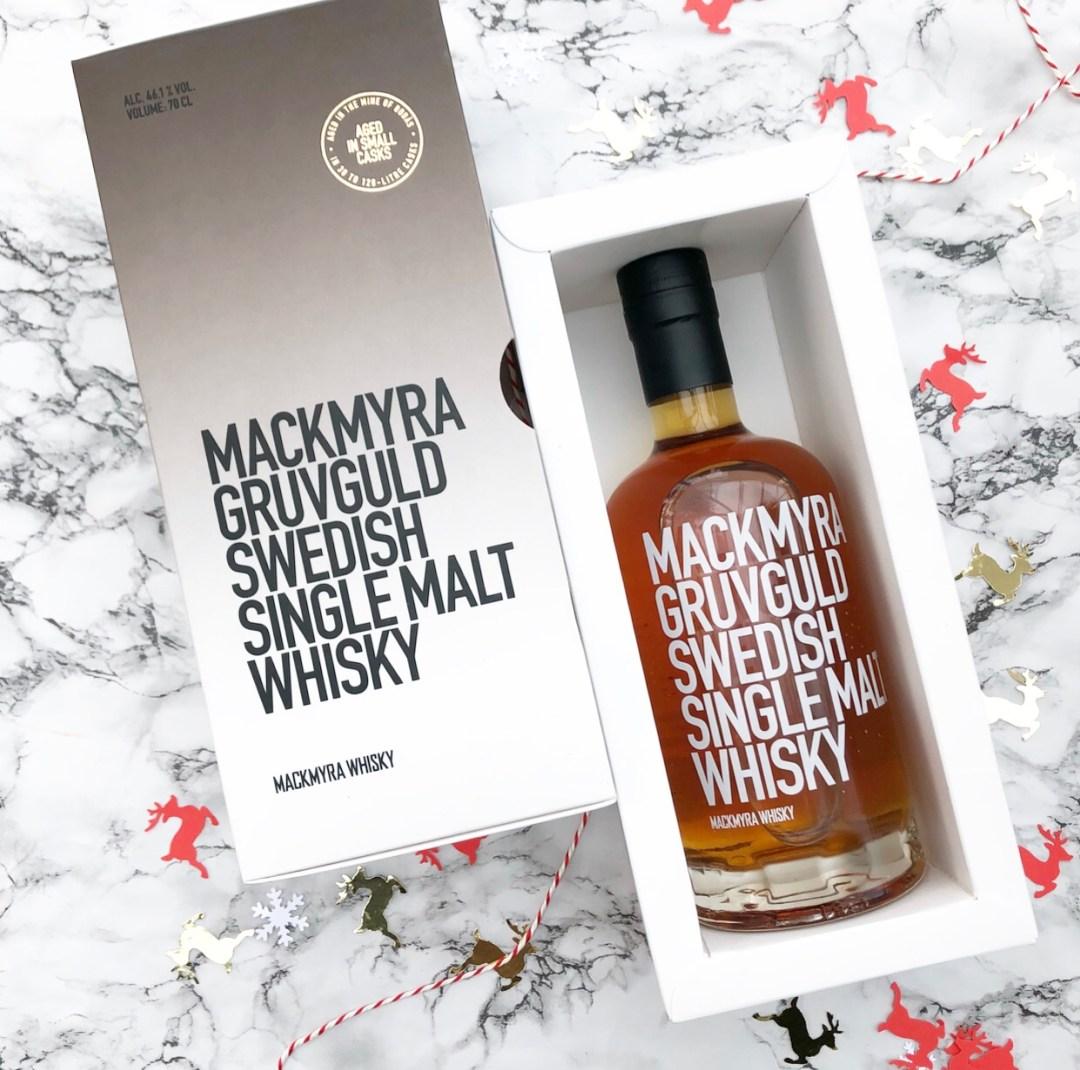 *Mackmyra Gruvguld Single Malt Whiskey - Christmas Gift Idea