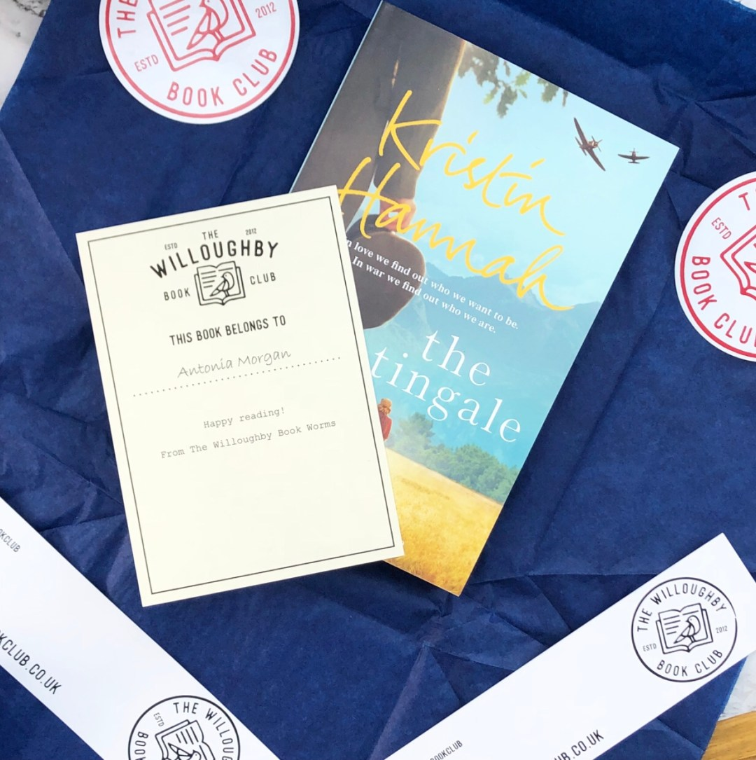*The Willoughby Book Club Review
