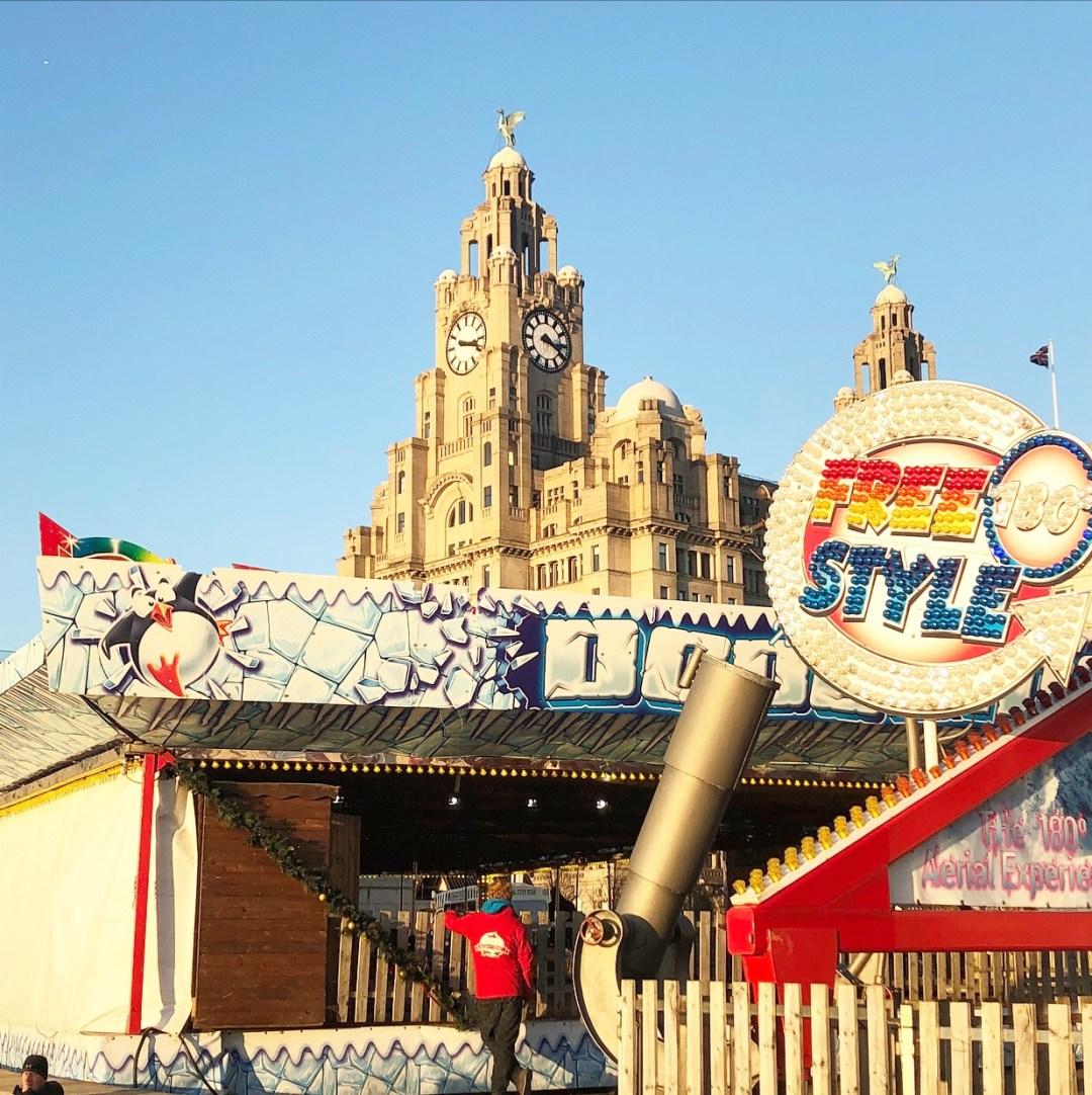 Exploring Liverpool - The Pier Head