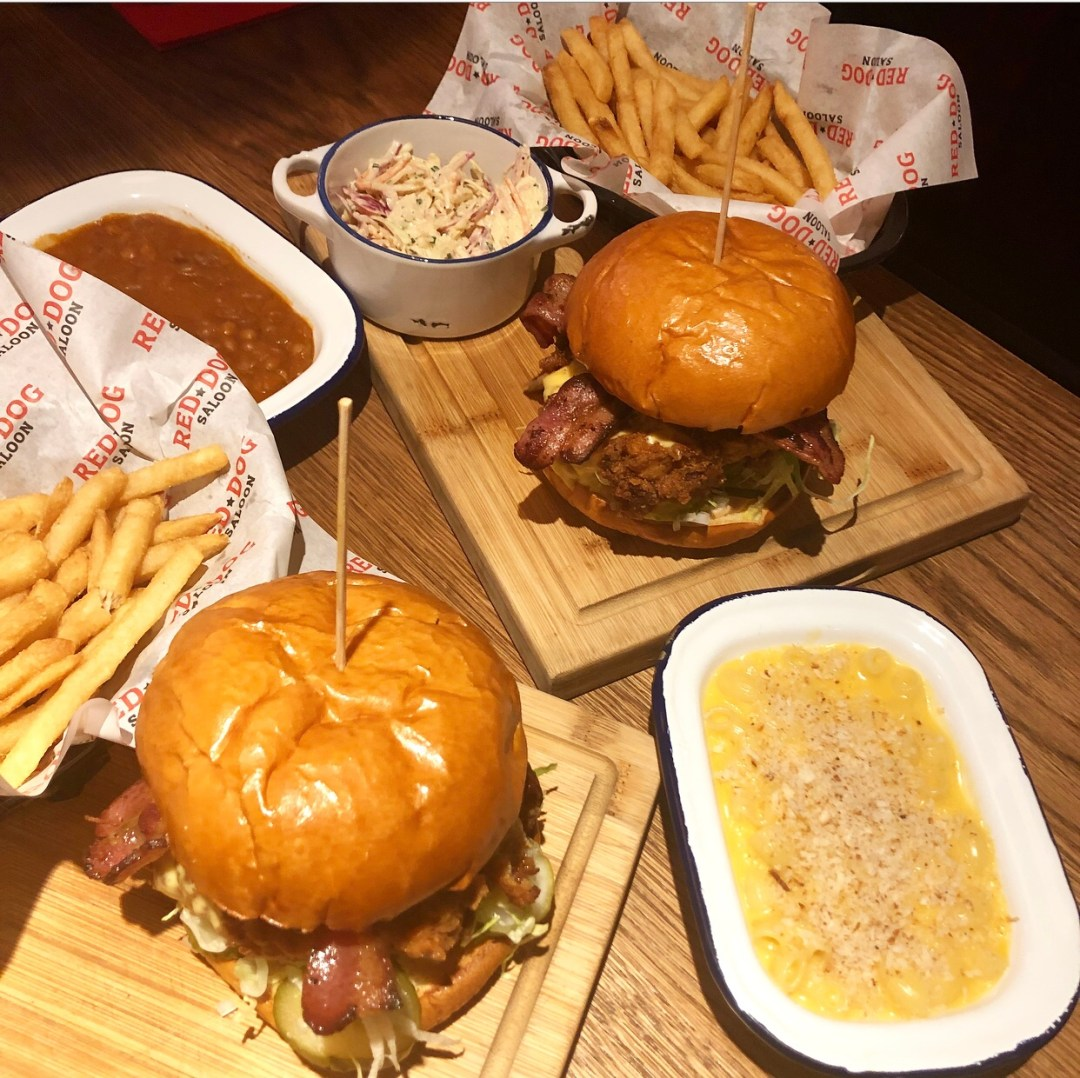 *Red Dog Saloon Liverpool Review