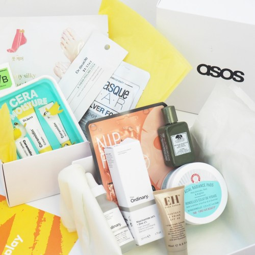 ASOS Beauty Box's Review