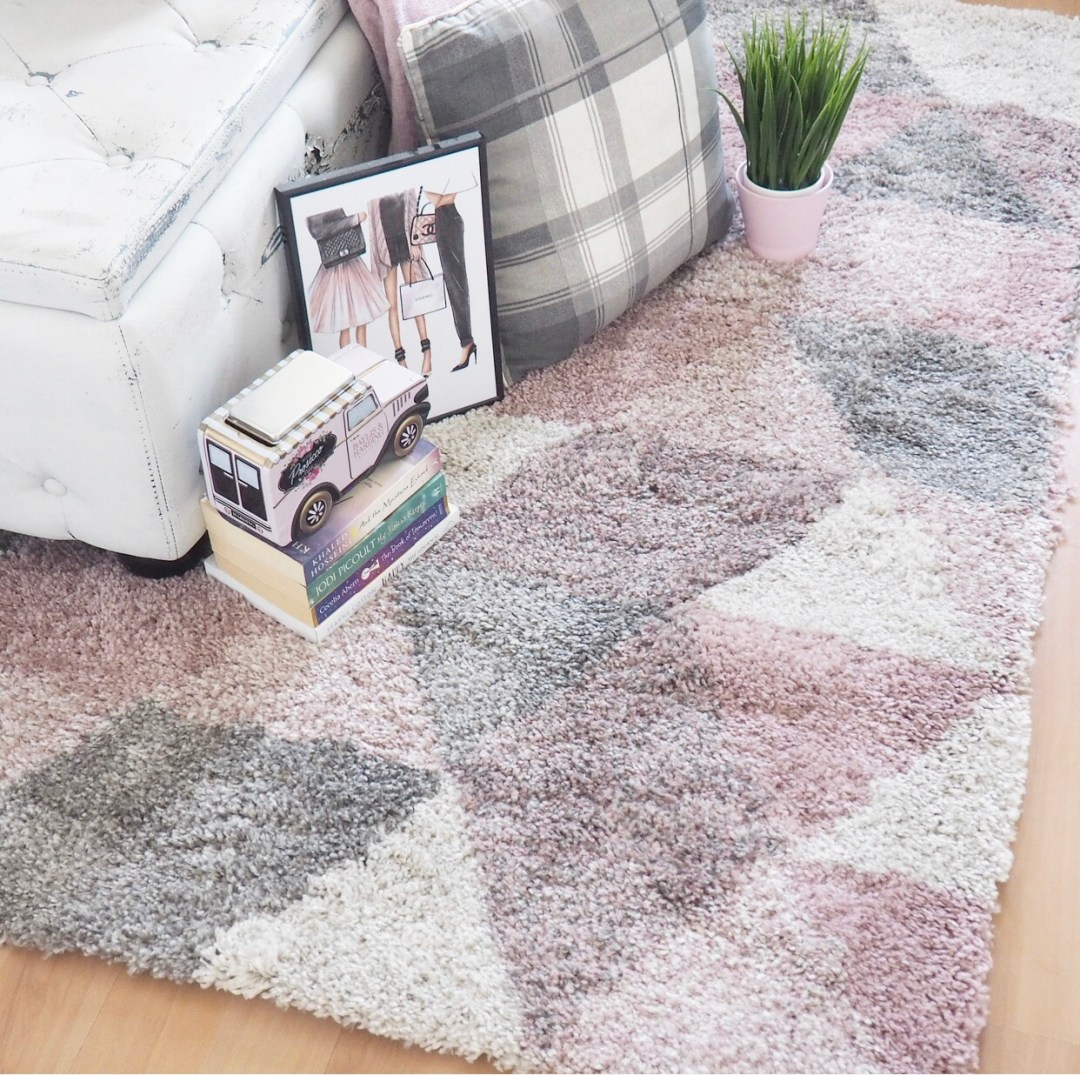 *Accessorising with Land of Rugs