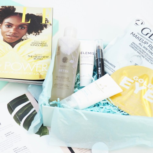 Look Fantastic Beauty Box- July