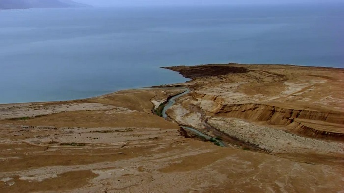 Monument Sea Galilee