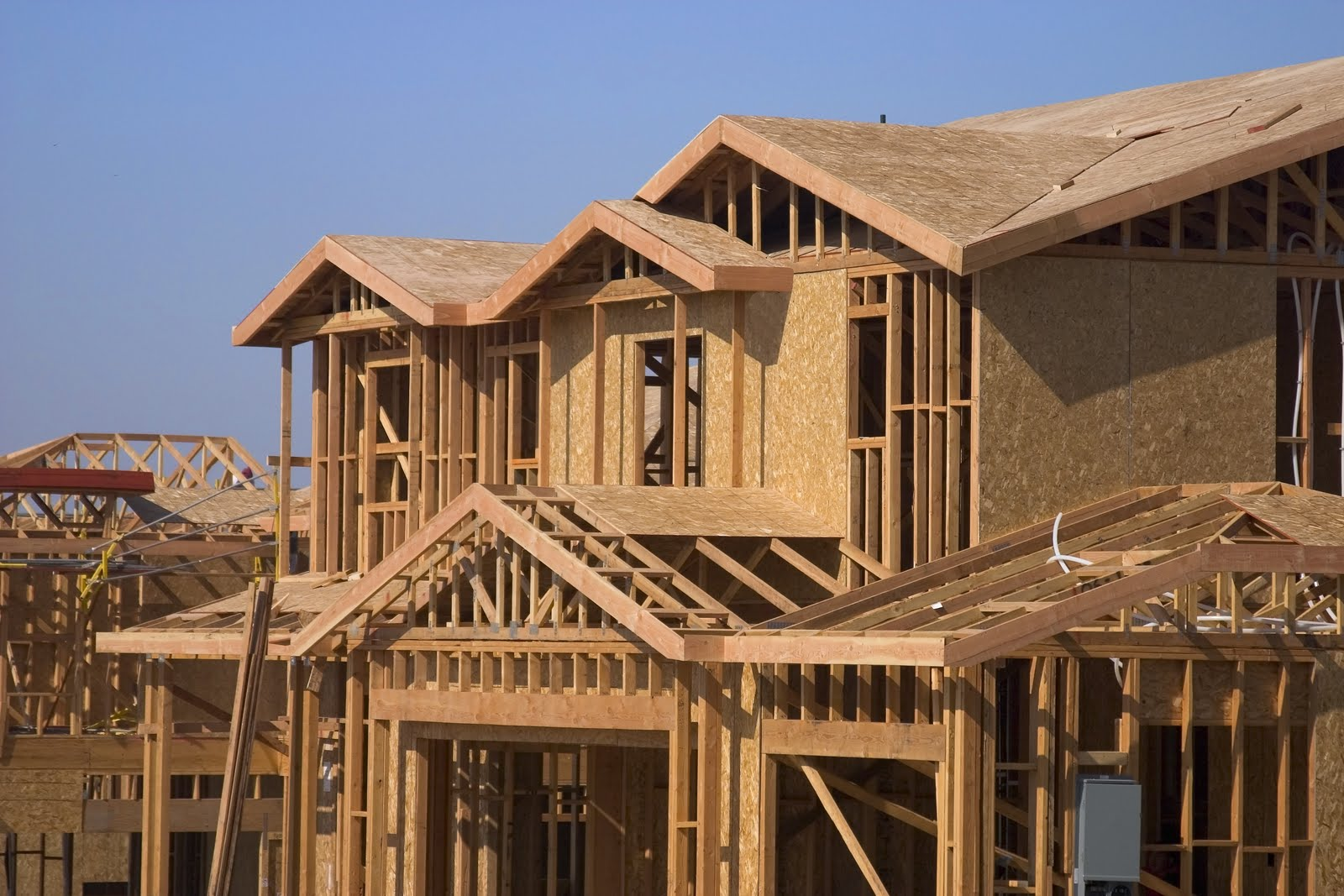 New Residential Construction Activity