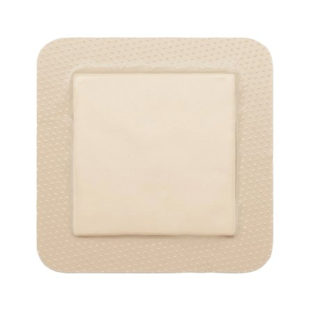 Mepilex Border, 3x3 Self Adherent Soft Silicone Foam Dressing 5ea/bx 14bx/cs