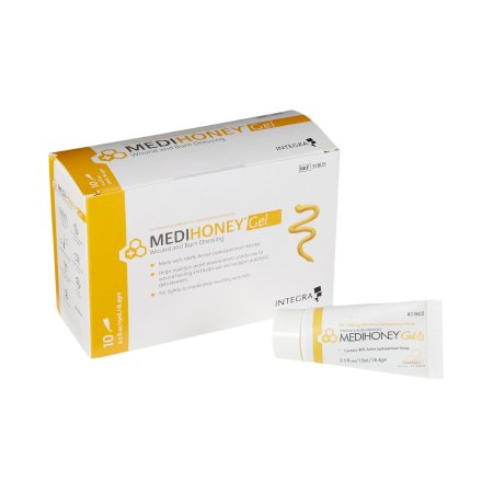 Medihoney Honey Gel In A Tube 0.5 fl oz Twist-Off Sterile 10ea/bx 4bx/cs