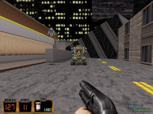 Duke Nukem 3d Windows Xp