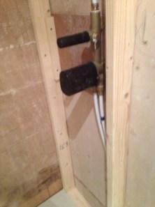 Huntingdon Upper Dean Brook Lane & Glebe Close Shower Room All Water Solutions 07