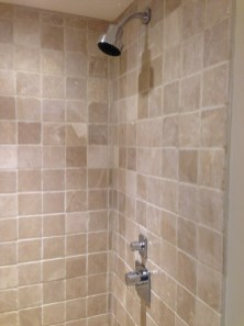 Huntingdon Upper Dean Brook Lane & Glebe Close Shower Room All Water Solutions 32