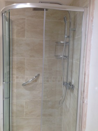 Oakham Main Street Shower Room All Water Solutions 01